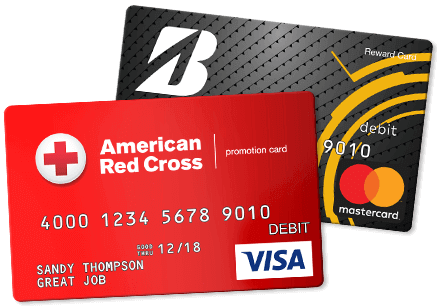 co branded custom prepaid visa mastercard cards omnicard - Custom Visa Debit Card